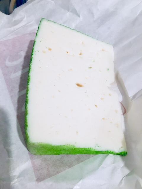 queso para los fingers de queso saludables